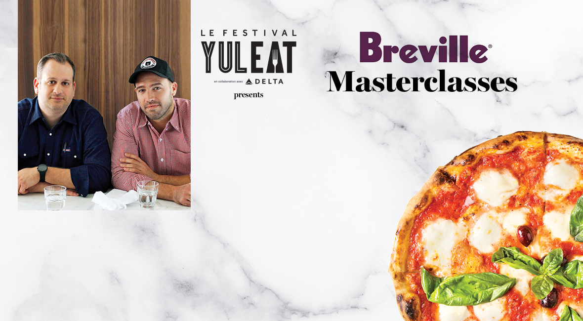 Master the art of Neapolitan style pizza